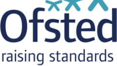 Ofsted logo.