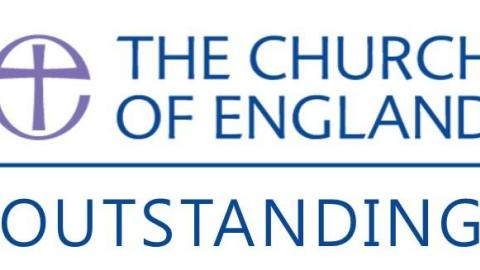 The Church of England Outstanding Logo.
